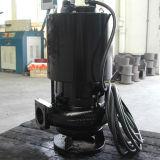 На полупогружном судне сточных вод центробежным насосом (CP)