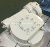 Xwsg5 Caixa de Engrenagem Helicoidal de volta para a válvula