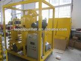 Máquina de filtração de óleo de transformador de uso de óleo de transformador de alta segurança (ZYD)
