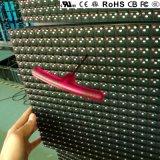 La parte superior de Calidad Europeo P10 de acceso frontal de la pantalla LED DIP