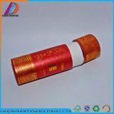 Китай Подарочная упаковка косметического слоя бумаги трубку .