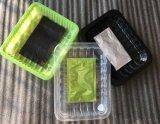 Bandeja de plástico PP ecológico com melhor qualidade e preço para a carne de frutas e frutos do mar