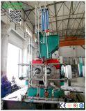 80 litres de baisse de porte de mélangeur hydraulique d'Intermesh/mélangeur de Banbury/mélangeur interne