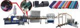 Belüftung-Plastikabsaugung-Schlauch-Strangpresßling-Maschine