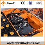 Ce quente novo da venda do ISO 9001 de Zowell trator elétrico de um reboque de 4 toneladas que senta-se no tipo