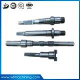 OEMによって造られる合金または鋼鉄ワームギヤ伝達駆動機構クランク軸かシャフト