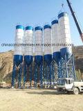 Costruzione di serie Hzs60/90/120/180 che funziona impianto di miscelazione concreto