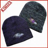 Bonnet en tricot martelé à la promotion d'hiver