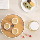 Il Teaboard moderno di ceramica del tè nero dell'ufficio dell'insieme di tè dei Teacups di tutto