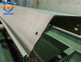 Macchina di pulizia del Sandblast del trasportatore di Rollor della trave di acciaio delle lamiere di acciaio