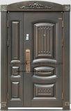 2017最上質の指紋ロックの鋼鉄機密保護のドア(EF-S118)