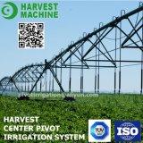 Sistema agricolo di irrigazione a pioggia del perno concentrare solare, impianto di irrigazione sotterraneo