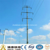 69kv Tubular of poles for power transmission