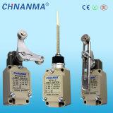 IP65 10A 250VCA Interruptor de límite de bloqueo de la palanca de horquilla