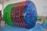 Rodillo que camina del agua, inflable de PVC balanceo bola de Zorb, colorido inflables zorbs rodillos del agua, Bola de Olas