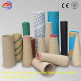 Tipo Tubo cónico de Semi-automático/// máquina de hacer el cono de papel para el textil