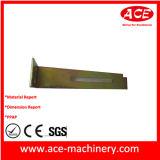 Aposição de suporte de cor de cobre