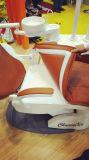 [دنتل قويبمنت] رفاهيّة جلد كرسي تثبيت أسنانيّة مع [تووش سكرين] ذكيّ