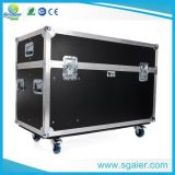 Stage Equipments와 Audio를 위한 내진성 Flight Case