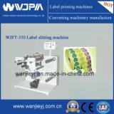 Découpeuse à grande vitesse automatique d'étiquette de Web-Guide (WJFT350C)