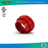 Ajustage de précision de pipe concentrique fileté par DIN malléable de réducteur de fer