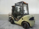 Benzin-Gabelstapler der Kapazitäts-3000kgs mit Nissan-Motor