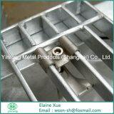 Abrazadera de acero de la montura de la reja de la venta caliente