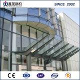 Edificio de marco prefabricado de acero de la estructura de acero para la oficina