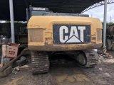 Trattore a cingoli usato molto buon 323D 2012 dell'escavatore di condizione di lavoro