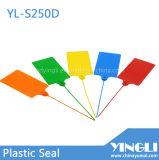 Joints en plastique de garantie de grande étiquette pour Logisitc