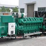 275kVA 220kw Yuchaiのディーゼル発電機のスタンバイのレート300kVA 240kw