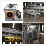 Ligne de Prodution de panneau de Partical des pieds 4*8/chaîne de production panneau de Partical
