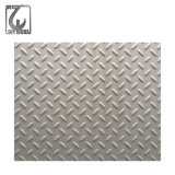 feuille Checkered de l'acier inoxydable 430 de 0.3-3mm