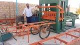 Машина блока бетонной стены Qt5-20 и делать кирпича Paver