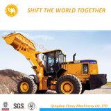중국 로더 3 톤 5 톤 판매를 위한 6 톤 바퀴 로더