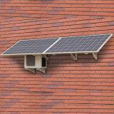 Acdc connette direttamente al condizionatore d'aria 100% del comitato solare