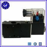 3 vanne électromagnétique pneumatique de contrôle aérien de l'interruption 24V de voie