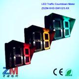 직업적인 제조 3 색깔 손가락 LED 소통량 카운트다운 타이머