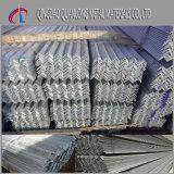 Precios galvanizados A36 del ángulo del hierro de ASTM S235jr Q235 Q345