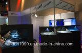 Publicidad del jugador holograma Pirámide Exhibidor