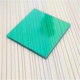 Feuille transparente de toit de lumière du soleil de polycarbonate