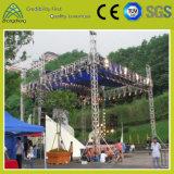 ферменная конструкция винта представления этапа освещения перекрестной спецификации 400mm*400mm алюминиевая