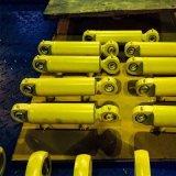 Фланцевый двойной Earring высокого давления промышленный экскаватор гидравлического цилиндра