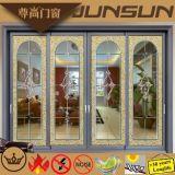 Römische Art-Aluminiumschiebetür für Haus-Dekoration