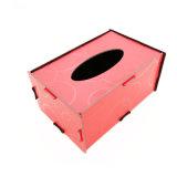 Professionista della casella del tessuto del quadrato della casella del tessuto