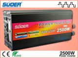 Invertitore 24V di energia solare di Suoer 2500W all'invertitore di potere 220V per uso domestico (HAD-2500B)