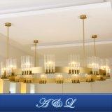 Lustre en haut de gamme pour l'hôtel Le lobby de la Décoration de lampe