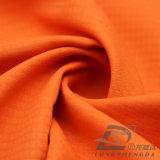 75D 210t Water & Wind-Resistant Sportswear Outdoor Down Jacket tejido Jacquard Plaid 100% poliéster tela Pongee (E065)