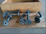 Alta qualità cheResiste al gomito di ceramica della conduttura d'acciaio