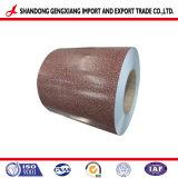 С полимерным покрытием PPGL сталь используется для внешних стен зданий